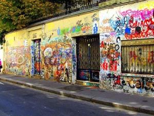 Maison de Gainsbourg - 5 bis de Verneuil