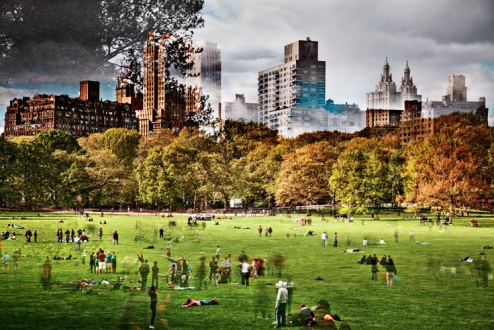 New York Central Park Nicolas Ruel
