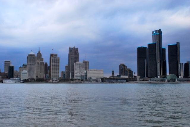 Détroit, Michigan