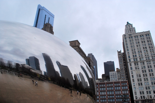 Millenium Park, Chicago, Illinois