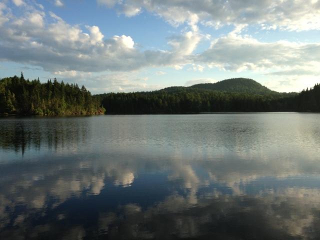 Lac Cordon, Saint-Faustin-Lac-Carré