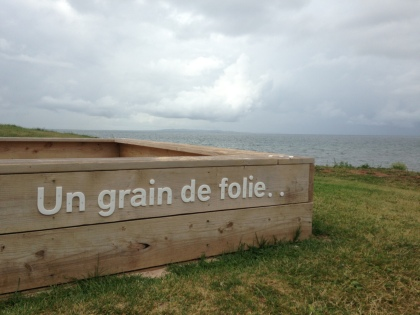 un grain de folie