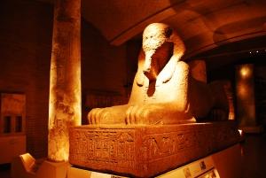 Sphinx, Penn Museum