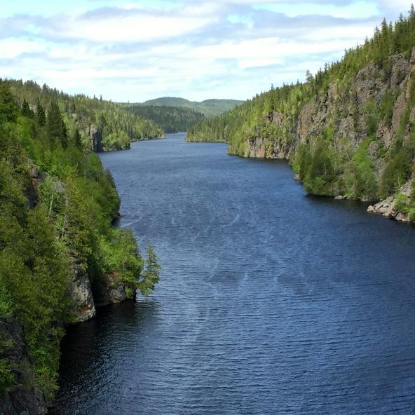 Splendide Lac La Haie