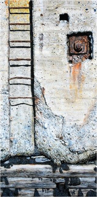 Équilibre (c) Camille Paradis